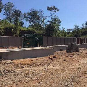 Concrete Platform