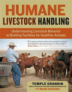 Humane livestock handling book