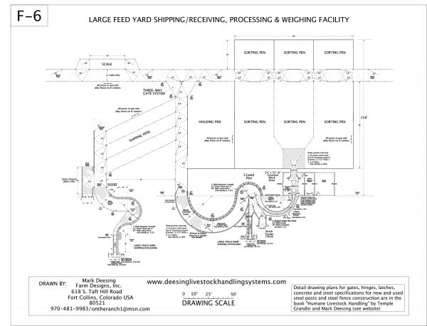 Feed Yard Drawing 6
