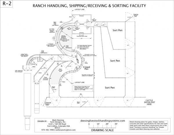 R-2 Facility Drawing