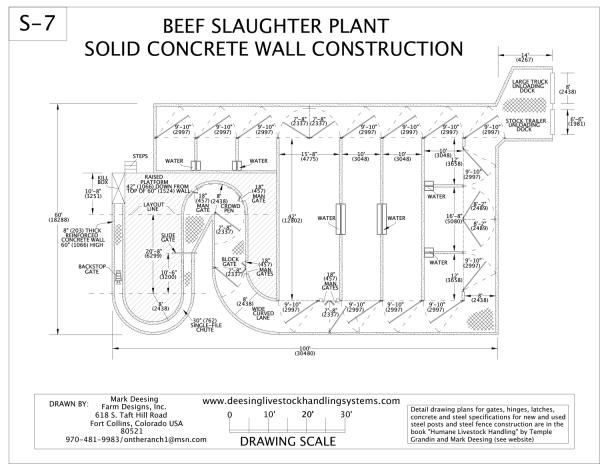 Slaugtherhouse Drawing 7